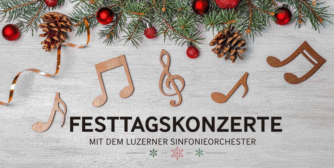 Festtagskonzerte Mit Dem Luzerner Sinfonieorchester